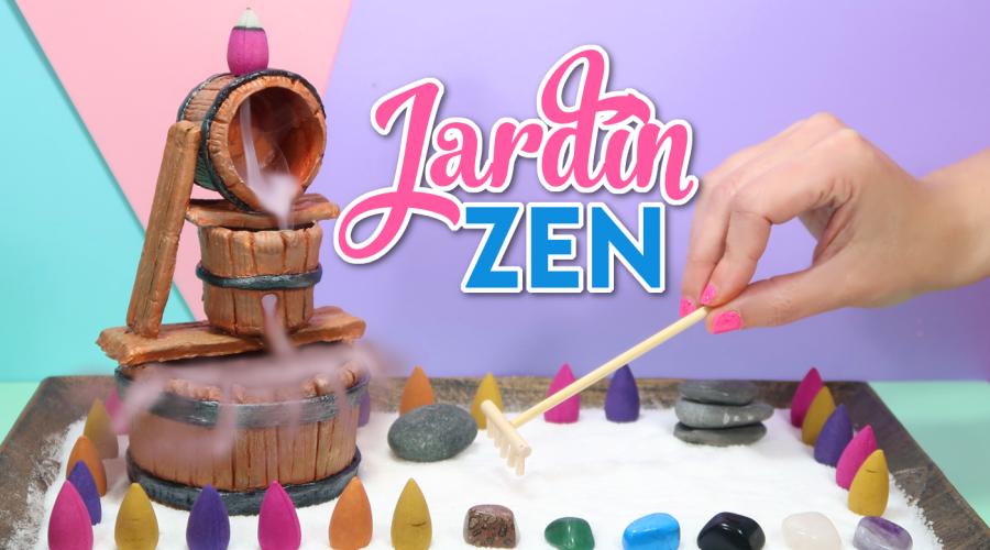 El mundo de isa manualidades el mundo de isa - Hacer un jardin zen ...
