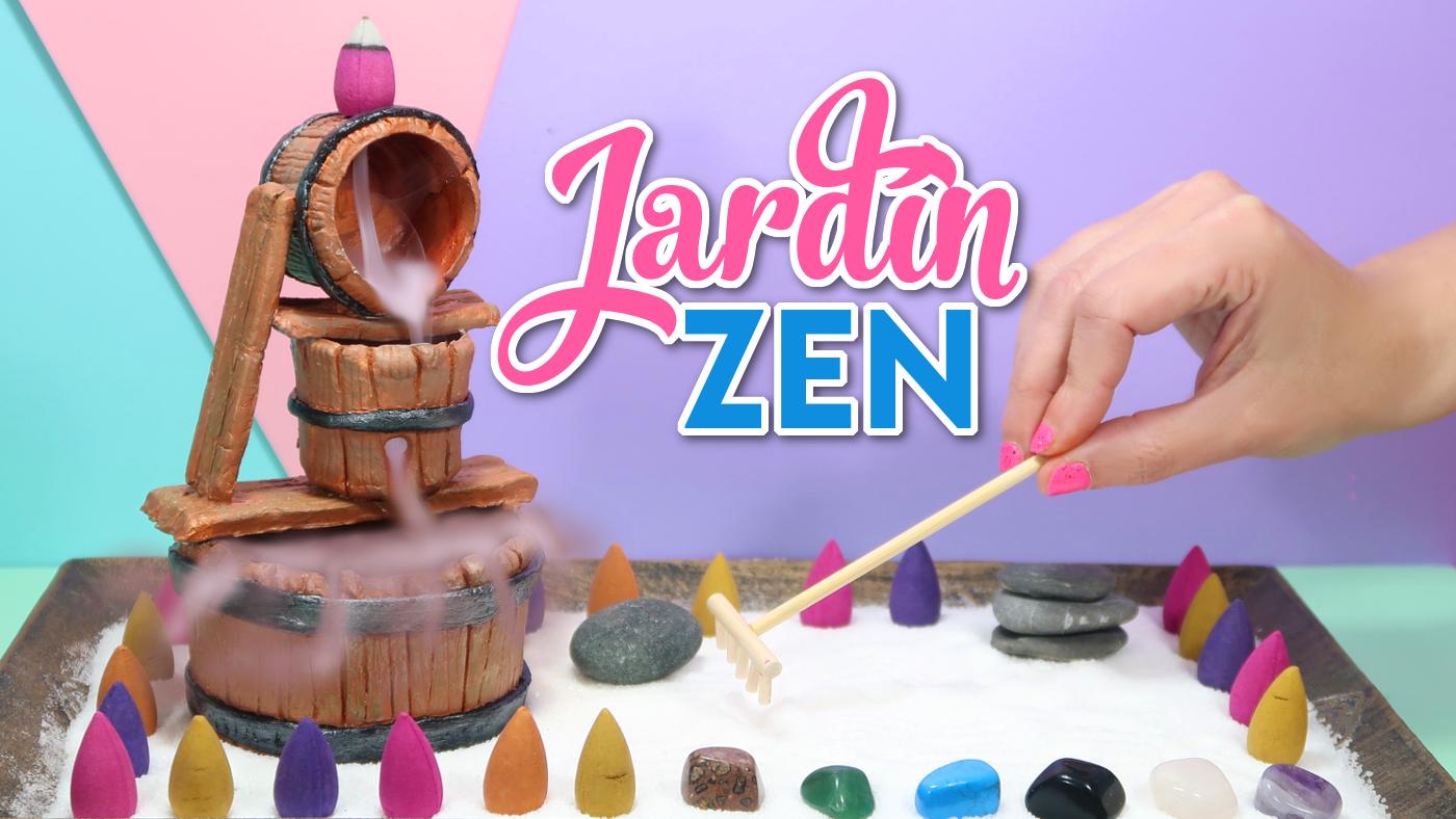 El mundo de isa manualidades el mundo de isa - Hacer jardin zen ...