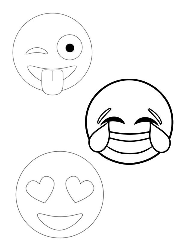 3 diy utiles escolares emojis regreso a clases el - Plantillas para la pared ...