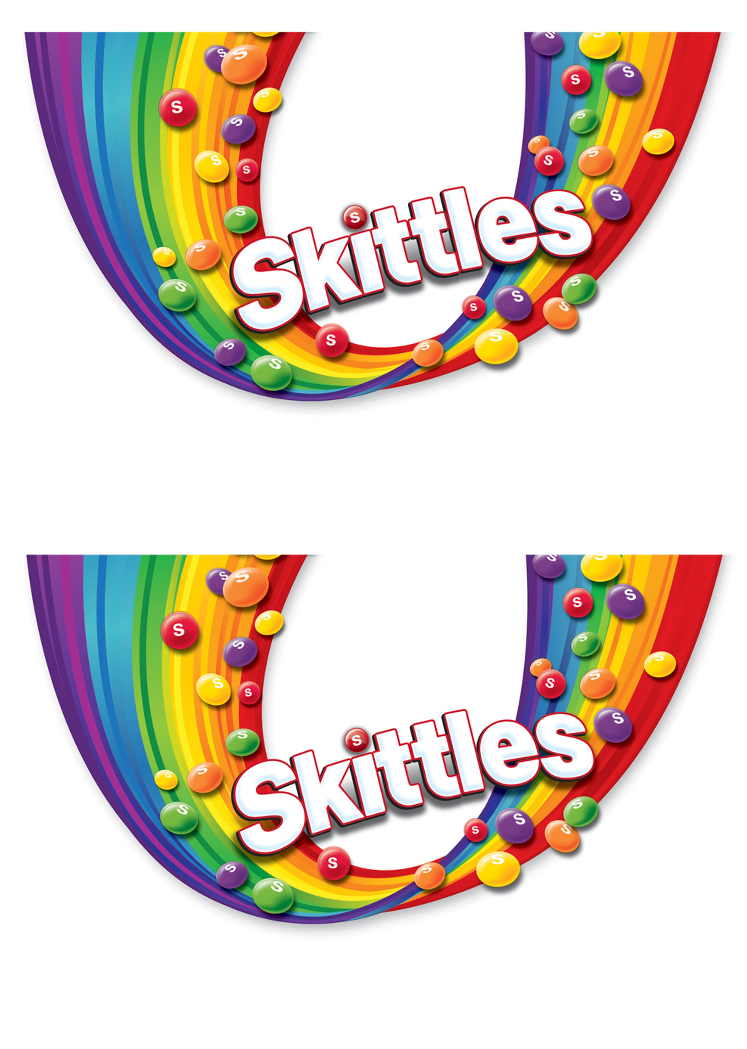 Skittles Logo 2017